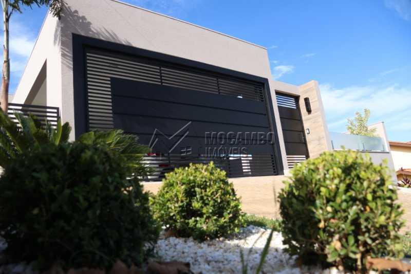 Fachada - Casa em Condomínio 3 quartos à venda Itatiba,SP - R$ 880.000 - FCCN30461 - 17