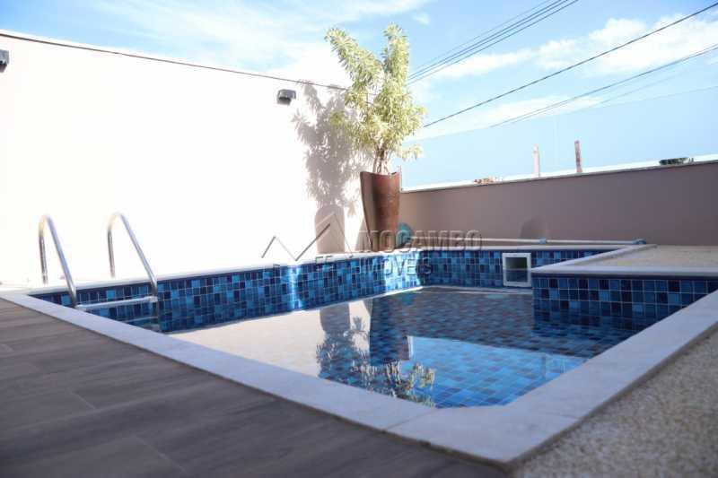 Piscina - Casa em Condomínio 3 quartos à venda Itatiba,SP - R$ 880.000 - FCCN30461 - 13