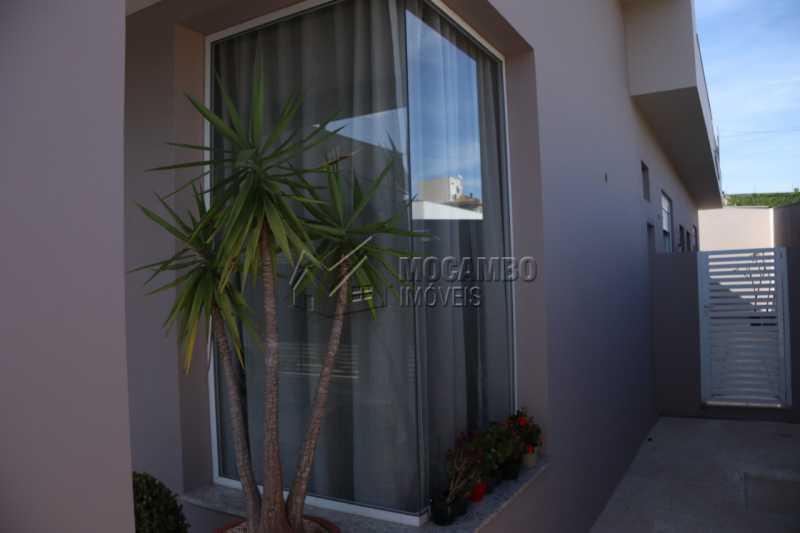 Área Externa - Casa em Condomínio 3 quartos à venda Itatiba,SP - R$ 880.000 - FCCN30461 - 14