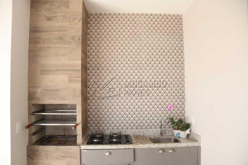 Churrasqueira - Casa em Condomínio 3 quartos à venda Itatiba,SP - R$ 880.000 - FCCN30461 - 16