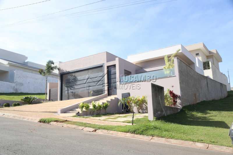 Fachada - Casa em Condomínio 3 quartos à venda Itatiba,SP - R$ 880.000 - FCCN30461 - 18