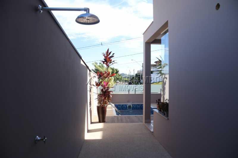 Área Externa - Casa em Condomínio 3 quartos à venda Itatiba,SP - R$ 880.000 - FCCN30461 - 15