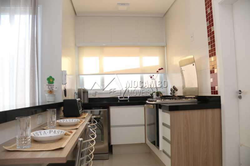 Cozinha - Casa em Condomínio 3 quartos à venda Itatiba,SP - R$ 880.000 - FCCN30461 - 6