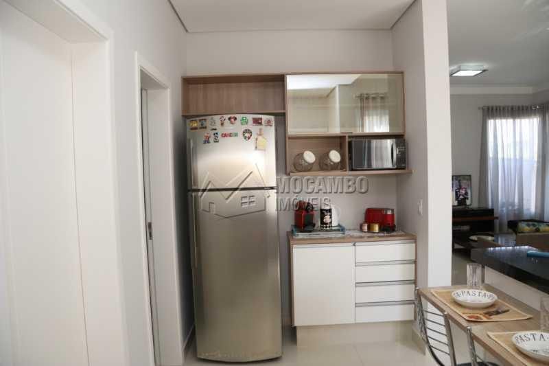 Cozinha - Casa em Condomínio 3 quartos à venda Itatiba,SP - R$ 880.000 - FCCN30461 - 8