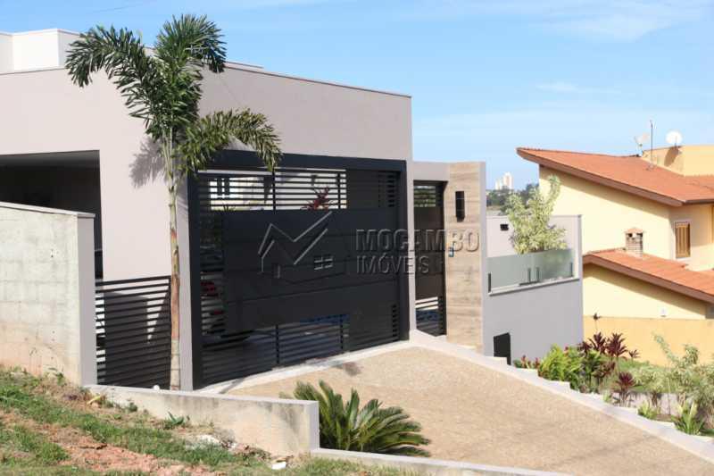 Fachada - Casa em Condomínio 3 quartos à venda Itatiba,SP - R$ 880.000 - FCCN30461 - 19