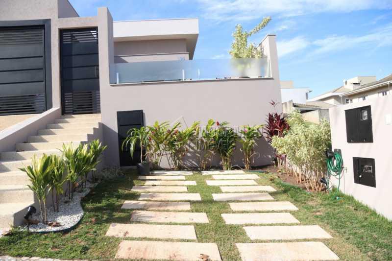 Fachada  - Casa em Condomínio 3 quartos à venda Itatiba,SP - R$ 880.000 - FCCN30461 - 1