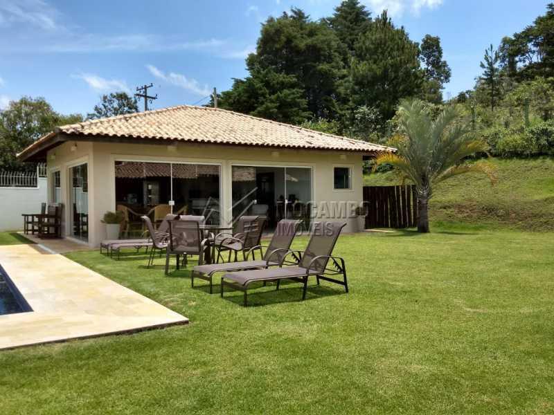 Salão festas - Sítio 21500m² à venda Itatiba,SP - R$ 950.000 - FCSI20012 - 4