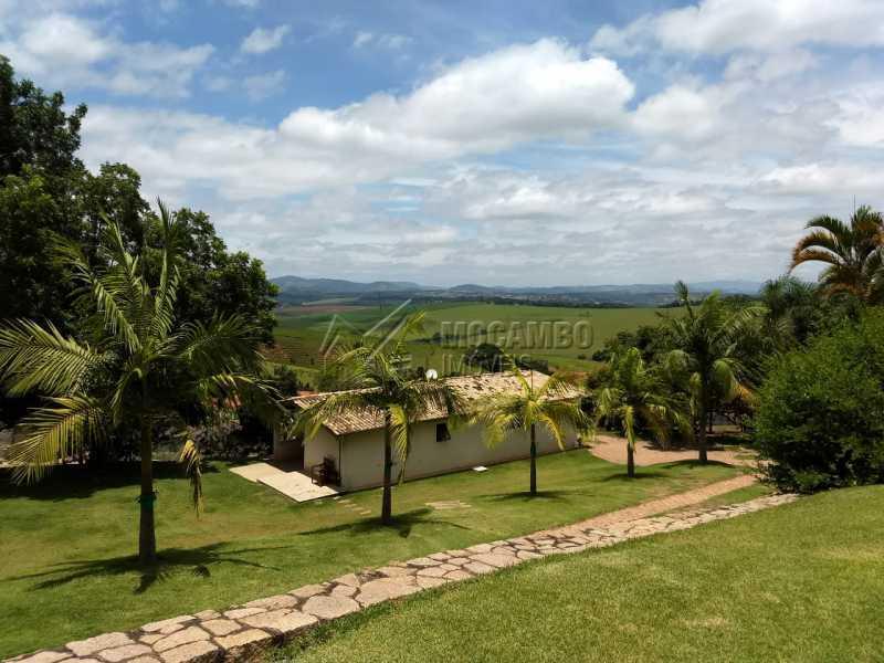 Casa caseiro - Sítio 21500m² à venda Itatiba,SP - R$ 950.000 - FCSI20012 - 9