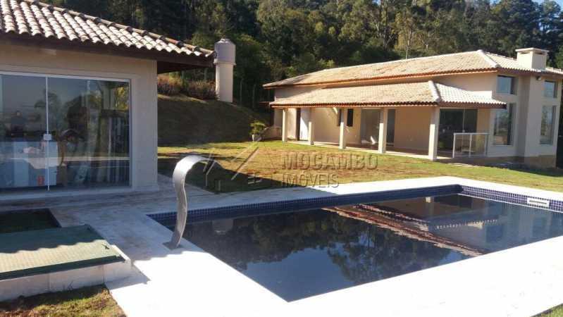 Área gourmet - Sítio 21500m² à venda Itatiba,SP - R$ 950.000 - FCSI20012 - 3