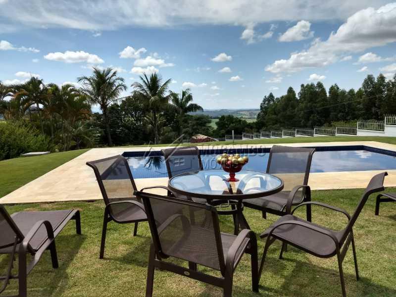 Piscina - Sítio 21500m² à venda Itatiba,SP - R$ 950.000 - FCSI20012 - 8