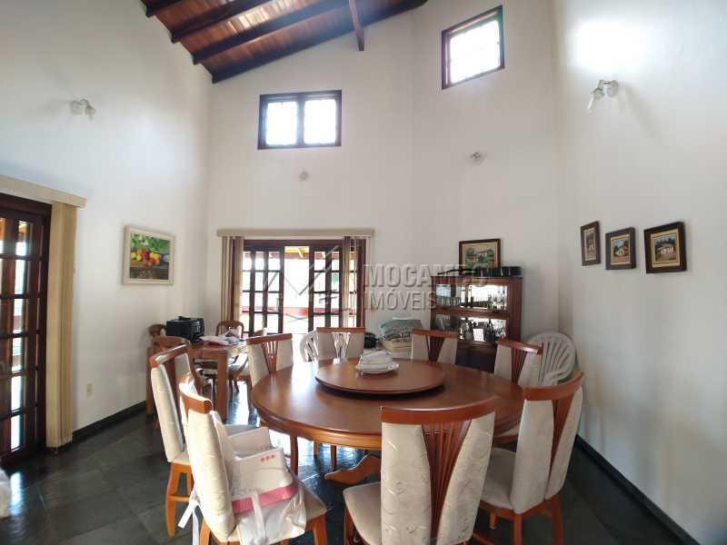 Sala de Jantar  - Casa em Condomínio 4 quartos à venda Itatiba,SP - R$ 1.065.000 - FCCN40158 - 9