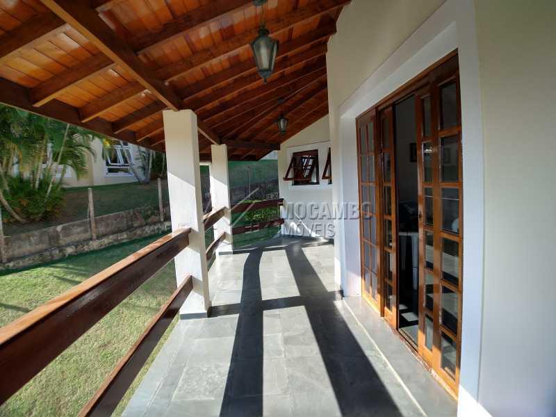 Varanda - Casa em Condomínio 4 quartos à venda Itatiba,SP - R$ 1.065.000 - FCCN40158 - 16