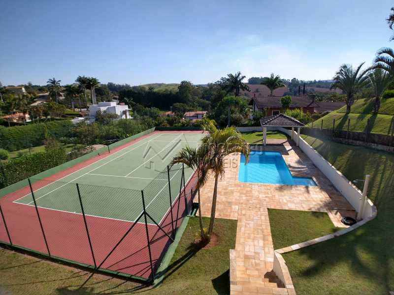 Quadra e Piscina - Casa em Condomínio 4 quartos à venda Itatiba,SP - R$ 1.065.000 - FCCN40158 - 4