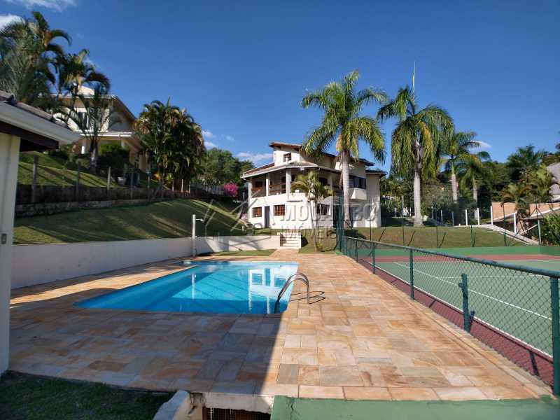 Área Externa - Casa em Condomínio 4 quartos à venda Itatiba,SP - R$ 1.065.000 - FCCN40158 - 1