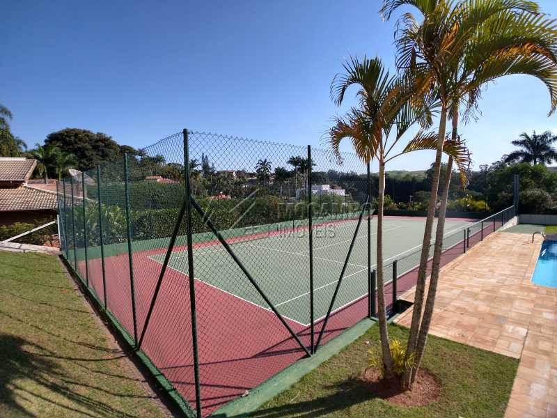 Quadra de tênis - Casa em Condomínio 4 quartos à venda Itatiba,SP - R$ 1.065.000 - FCCN40158 - 5