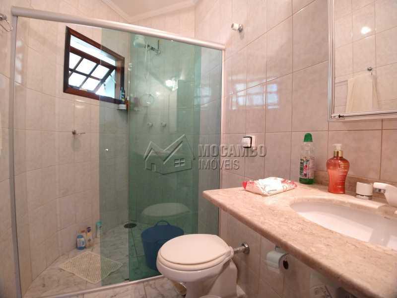 Banheiro Suíte - Casa em Condomínio 4 quartos à venda Itatiba,SP - R$ 1.065.000 - FCCN40158 - 15