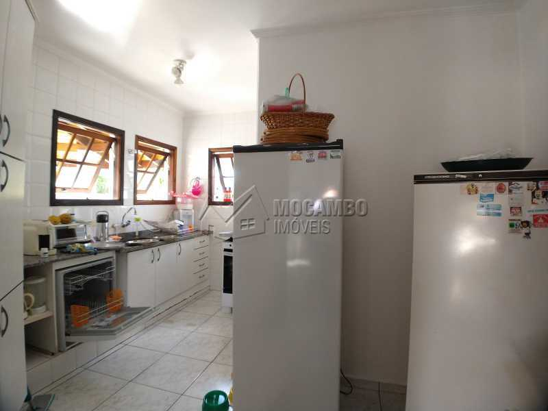 Cozinha - Casa em Condomínio 4 quartos à venda Itatiba,SP - R$ 1.065.000 - FCCN40158 - 10