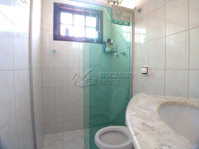 Banheiro  - Casa em Condomínio 4 quartos à venda Itatiba,SP - R$ 1.065.000 - FCCN40158 - 14