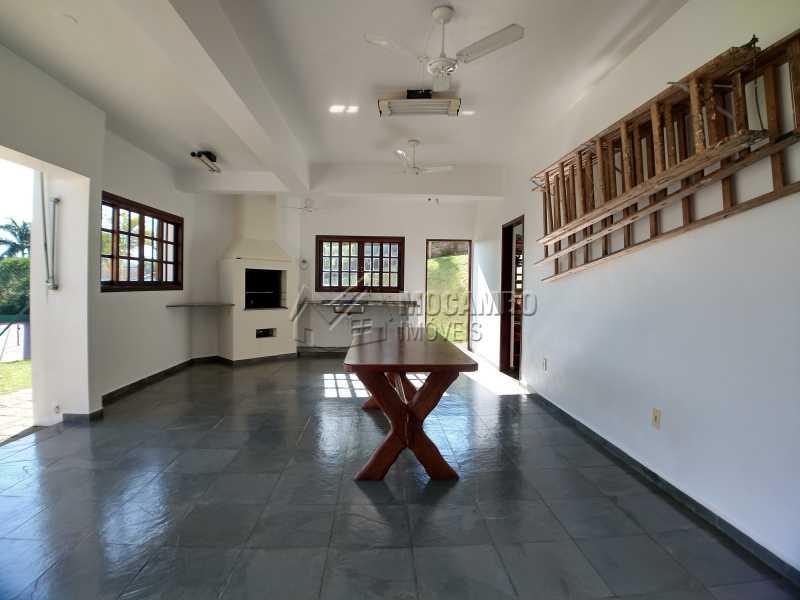 Área Gourmet  - Casa em Condomínio 4 quartos à venda Itatiba,SP - R$ 1.065.000 - FCCN40158 - 18