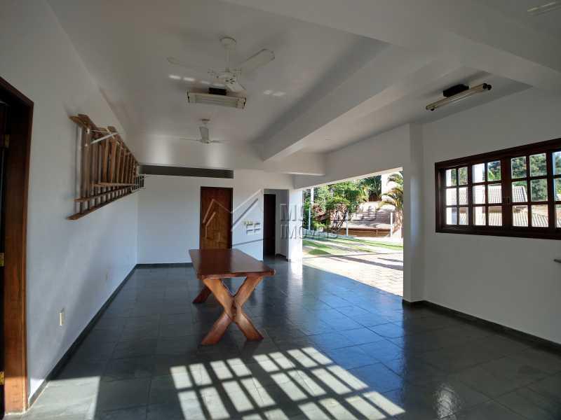 Área Gourmet - Casa em Condomínio 4 quartos à venda Itatiba,SP - R$ 1.065.000 - FCCN40158 - 19