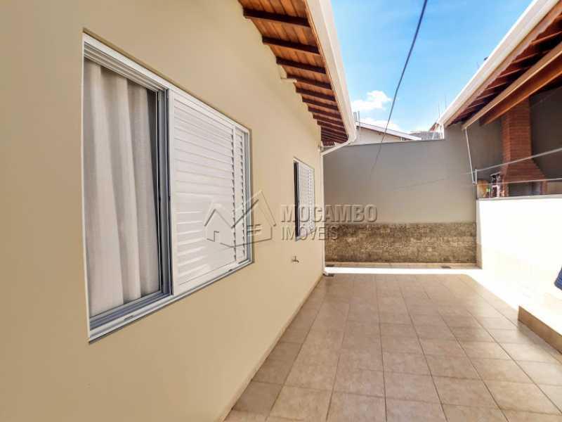 Quintal  - Casa 3 Quartos À Venda Itatiba,SP - R$ 520.000 - FCCA31348 - 8