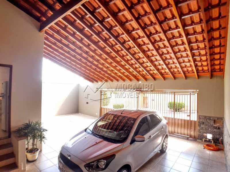 Garagem  - Casa 3 Quartos À Venda Itatiba,SP - R$ 520.000 - FCCA31348 - 11