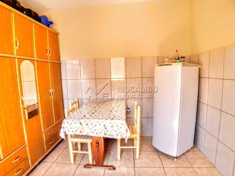 Cozinha de Apoio - Casa 3 Quartos À Venda Itatiba,SP - R$ 520.000 - FCCA31348 - 10