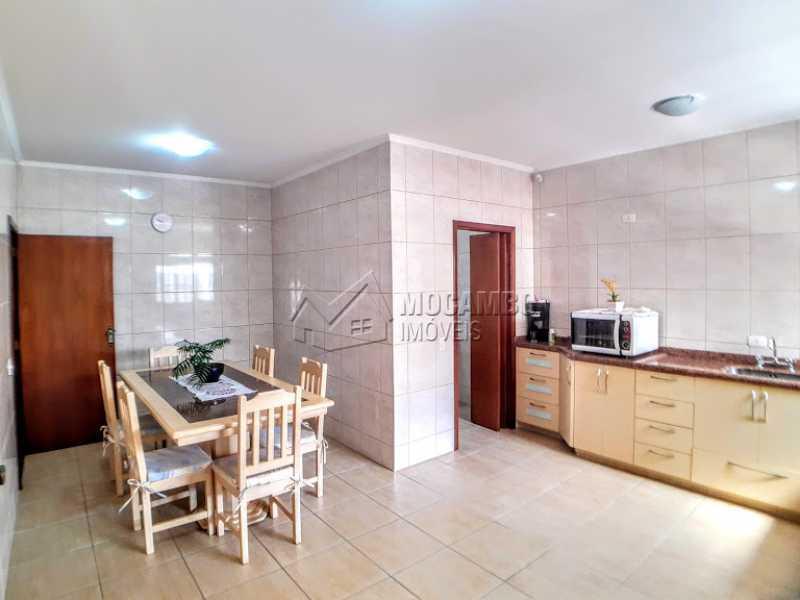 Cozinha  - Casa 3 Quartos À Venda Itatiba,SP - R$ 520.000 - FCCA31348 - 3