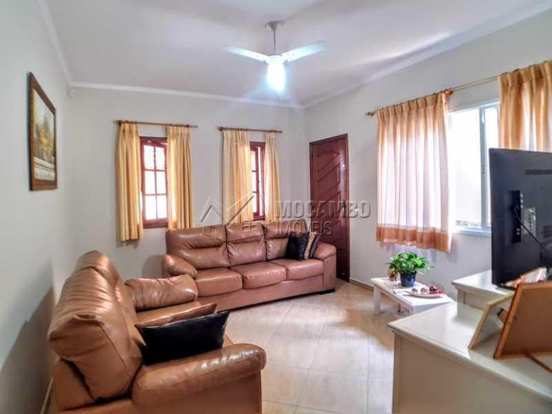 Sala  - Casa 3 Quartos À Venda Itatiba,SP - R$ 520.000 - FCCA31348 - 1