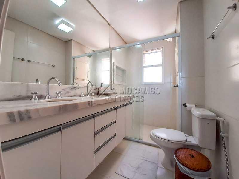 Banheiro da Suite. - Apartamento 3 quartos à venda Itatiba,SP - R$ 649.000 - FCAP30556 - 17