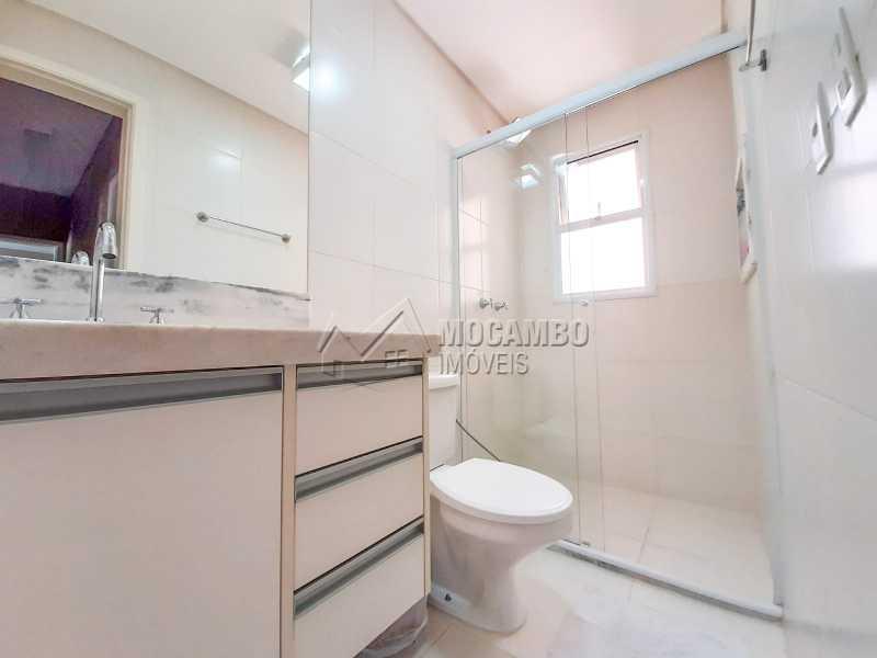 Banheiro Social. - Apartamento 3 quartos à venda Itatiba,SP - R$ 649.000 - FCAP30556 - 13