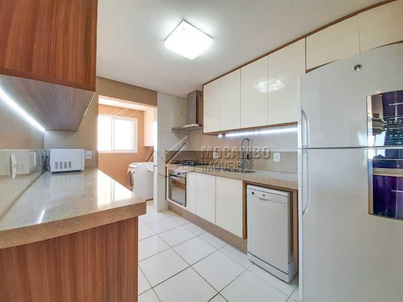 Cozinha - Apartamento 3 quartos à venda Itatiba,SP - R$ 649.000 - FCAP30556 - 8