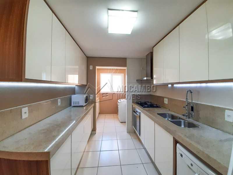 Cozinha. - Apartamento 3 quartos à venda Itatiba,SP - R$ 649.000 - FCAP30556 - 9