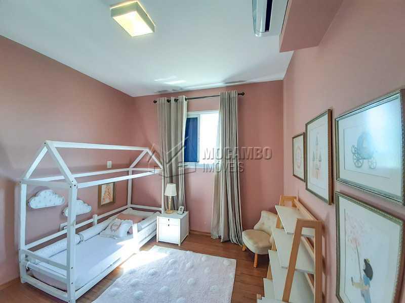 Dormitório. - Apartamento 3 quartos à venda Itatiba,SP - R$ 649.000 - FCAP30556 - 12