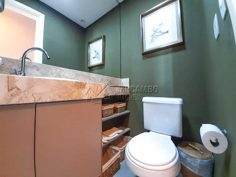 Lavabo. - Apartamento 3 quartos à venda Itatiba,SP - R$ 649.000 - FCAP30556 - 7