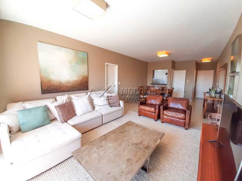 Sala. - Apartamento 3 quartos à venda Itatiba,SP - R$ 649.000 - FCAP30556 - 5