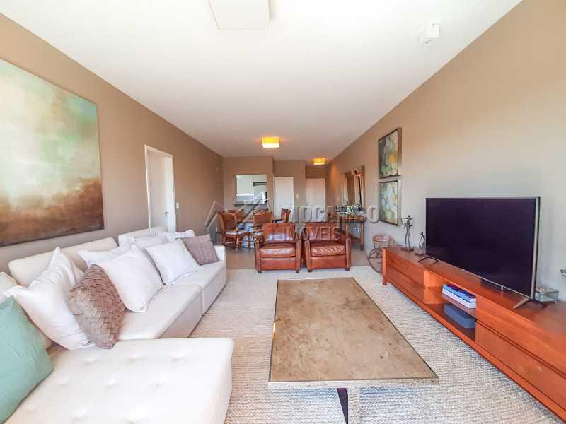 Sala - Apartamento 3 quartos à venda Itatiba,SP - R$ 649.000 - FCAP30556 - 4