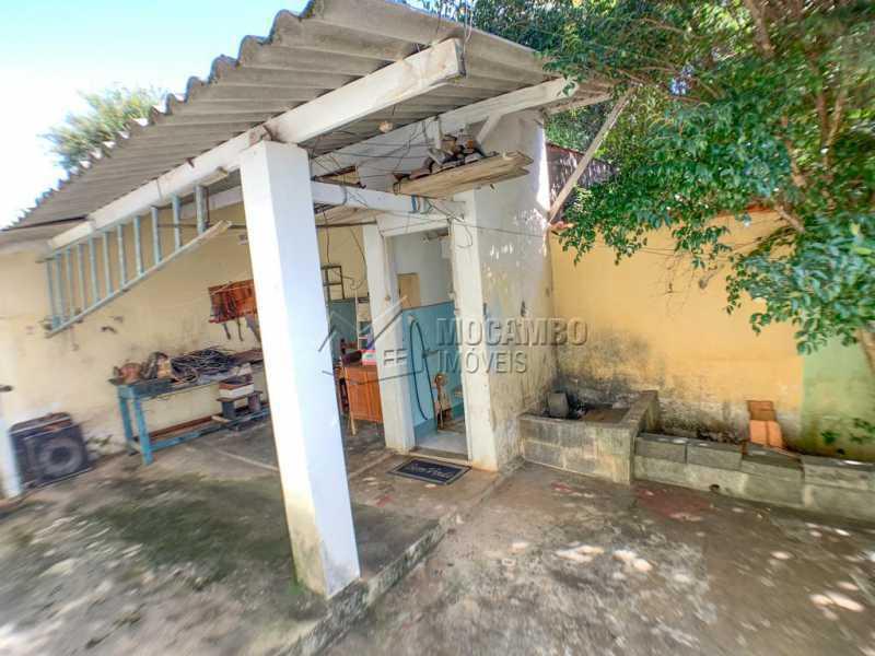 Quintal - Casa 3 quartos à venda Itatiba,SP - R$ 650.000 - FCCA31349 - 19
