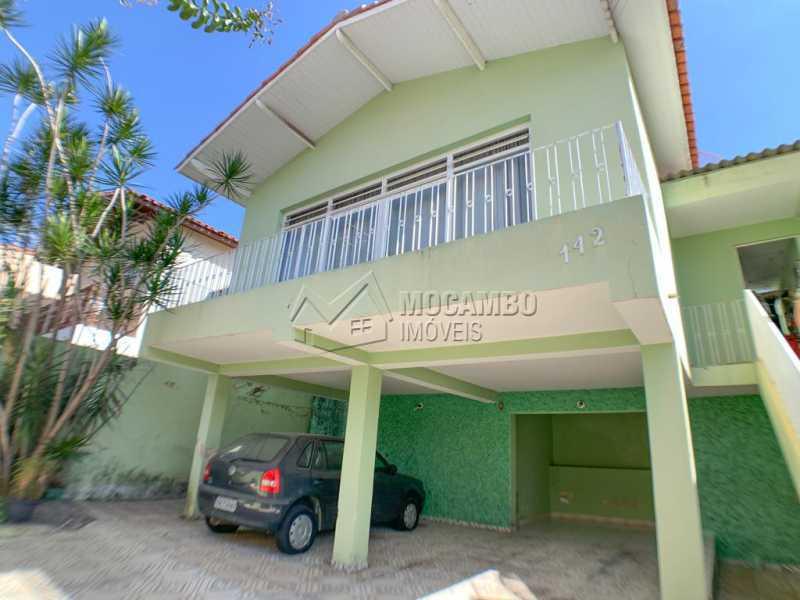 Fachada - Casa 3 quartos à venda Itatiba,SP - R$ 650.000 - FCCA31349 - 1