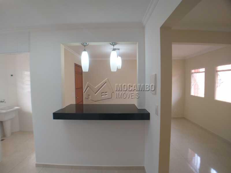 Cozinha - Apartamento 2 Quartos Para Alugar Itatiba,SP - R$ 750 - FCAP21095 - 7