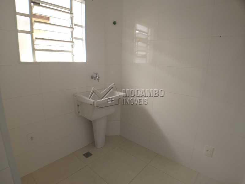 Área de Serviço - Apartamento 2 Quartos Para Alugar Itatiba,SP - R$ 750 - FCAP21095 - 16