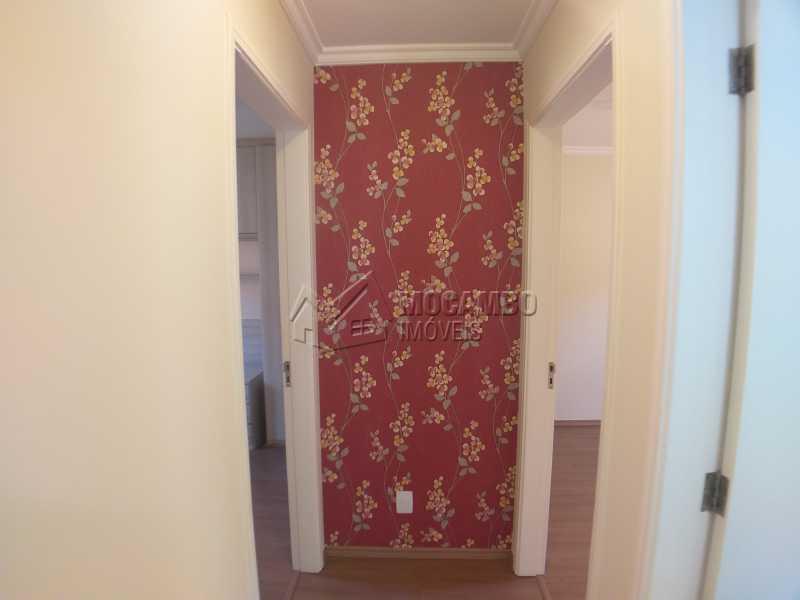 Corredor - Apartamento 2 Quartos Para Alugar Itatiba,SP - R$ 750 - FCAP21095 - 10