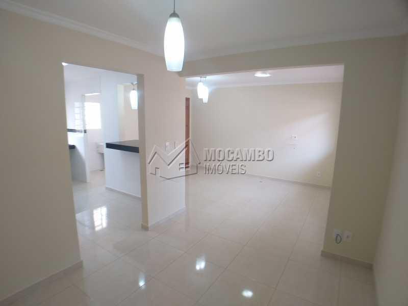 Sala/Jantar - Apartamento 2 Quartos Para Alugar Itatiba,SP - R$ 750 - FCAP21095 - 5