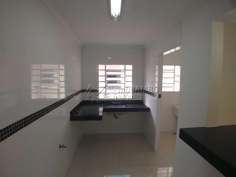 Cozinha - Apartamento 2 Quartos Para Alugar Itatiba,SP - R$ 750 - FCAP21095 - 9