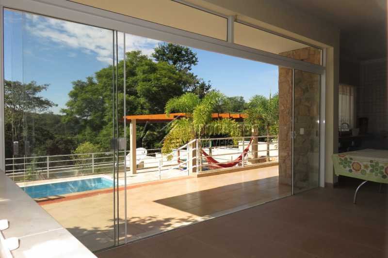 Sala - Casa em Condomínio 4 quartos para venda e aluguel Itatiba,SP - R$ 13.200 - FCCN40159 - 7