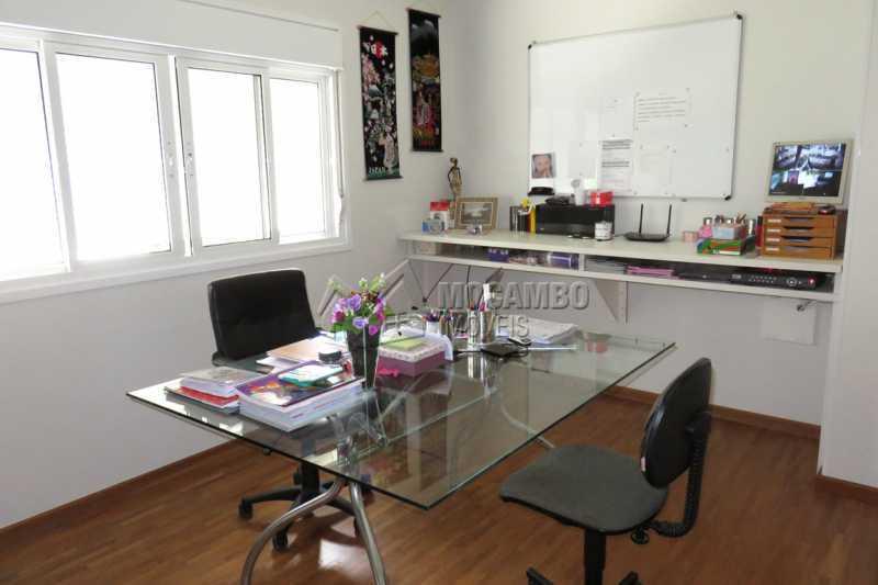 Escritório - Casa em Condomínio 4 quartos para venda e aluguel Itatiba,SP - R$ 13.200 - FCCN40159 - 11