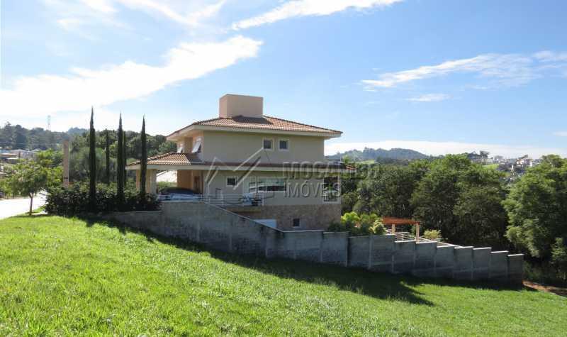 Fachada - Casa em Condomínio 4 quartos para venda e aluguel Itatiba,SP - R$ 13.200 - FCCN40159 - 20