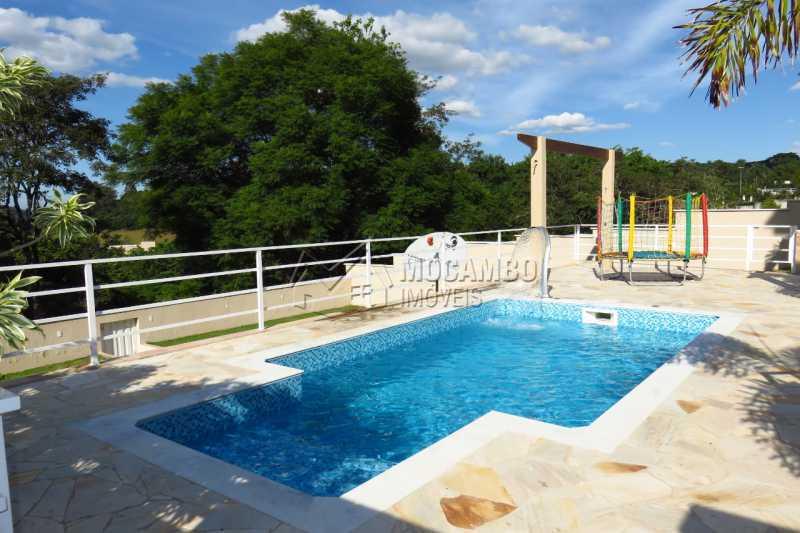 Piscina - Casa em Condomínio 4 quartos para venda e aluguel Itatiba,SP - R$ 13.200 - FCCN40159 - 13