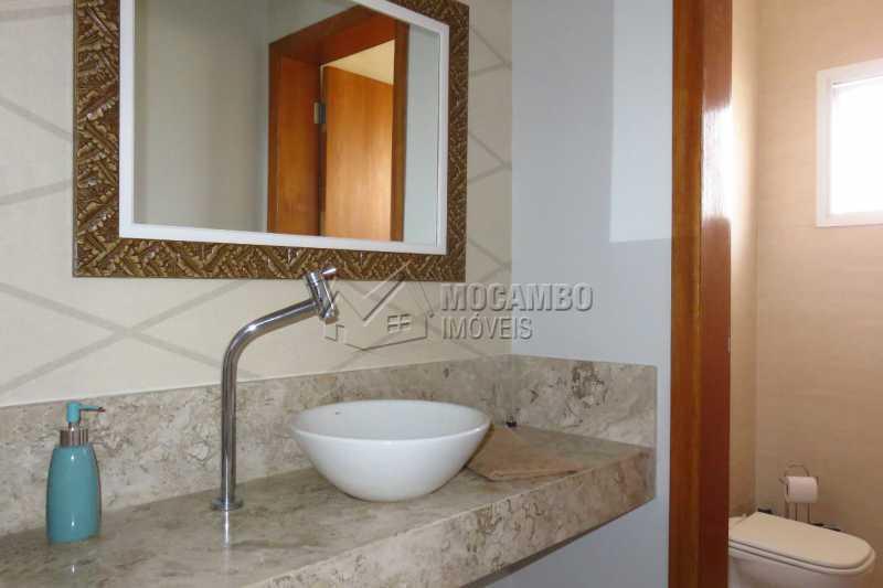 Banheiro - Casa em Condomínio 4 quartos para venda e aluguel Itatiba,SP - R$ 13.200 - FCCN40159 - 12