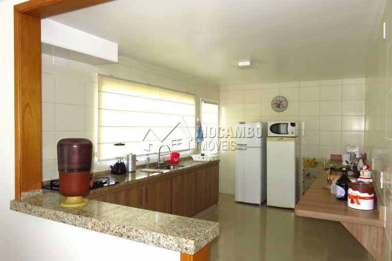 Cozinha - Casa em Condomínio 4 quartos para venda e aluguel Itatiba,SP - R$ 13.200 - FCCN40159 - 15